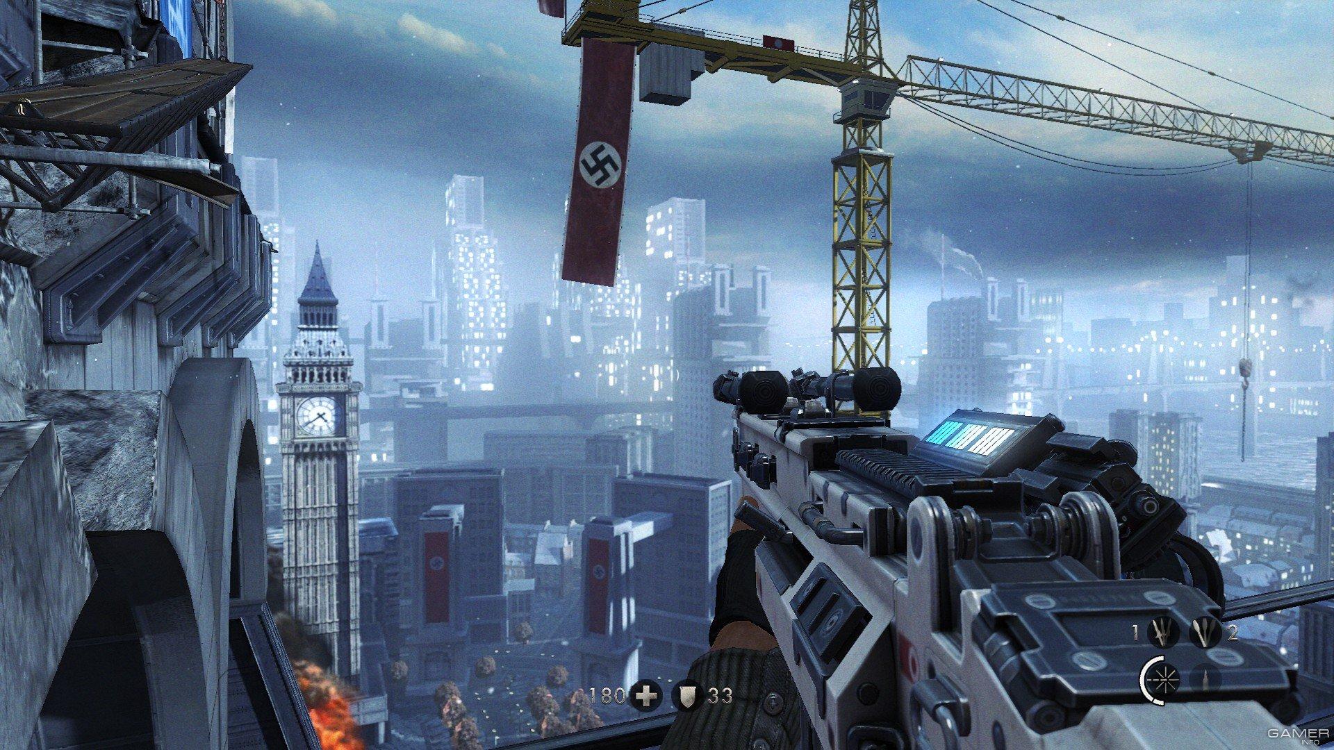 Wolfenstein: the new order [update 1] (2014) pc | repack от r. G.